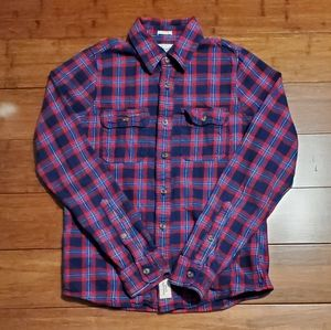 Abercrombie & Fitch Shirts - Abercrombie & Fitch Men's Thick Flannel Shirt